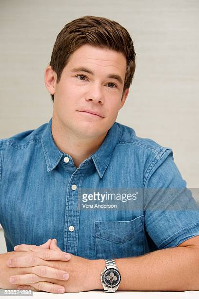 Adam DeVine at the 'Mike and Dave Need Wedding Dates' Press Conference at the London Hotel on June 6 2016 in West Hollywood California