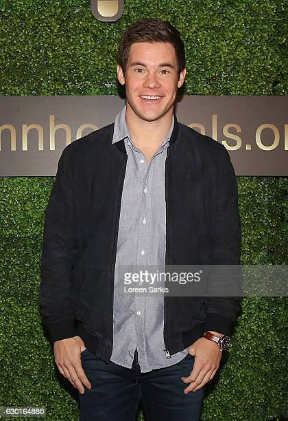 Adam DeVine attends 'Dance For Kids Holiday Party' presented by Children's Miracle Network Hospitals at Avalon Hollywood on December 17 2016 in Los...