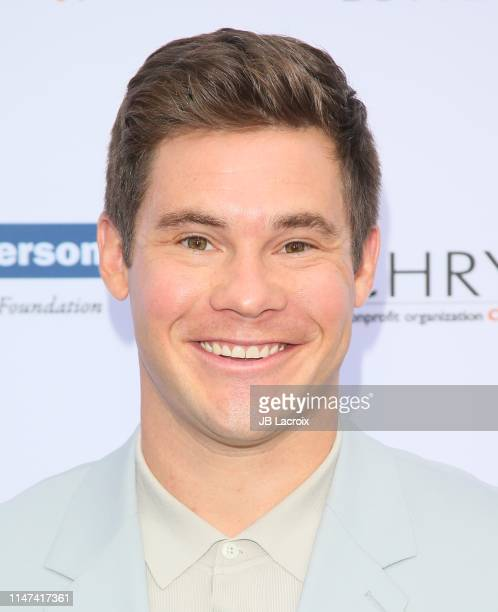 Adam DeVine attends the 18th annual Chrysalis Butterfly Ball on June 01 2019 in Brentwood California