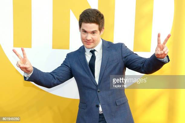 Adam Devine attends the 2017 NBA Awards at Basketball City Pier 36 South Street on June 26 2017 in New York City
