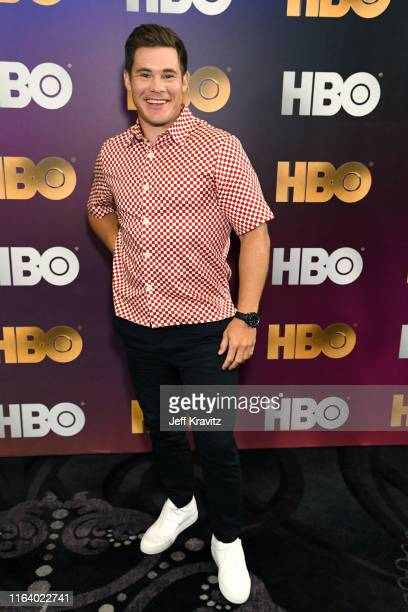 Adam DeVine attends the HBO Summer TCA Panels on July 24 2019 in Beverly Hills California