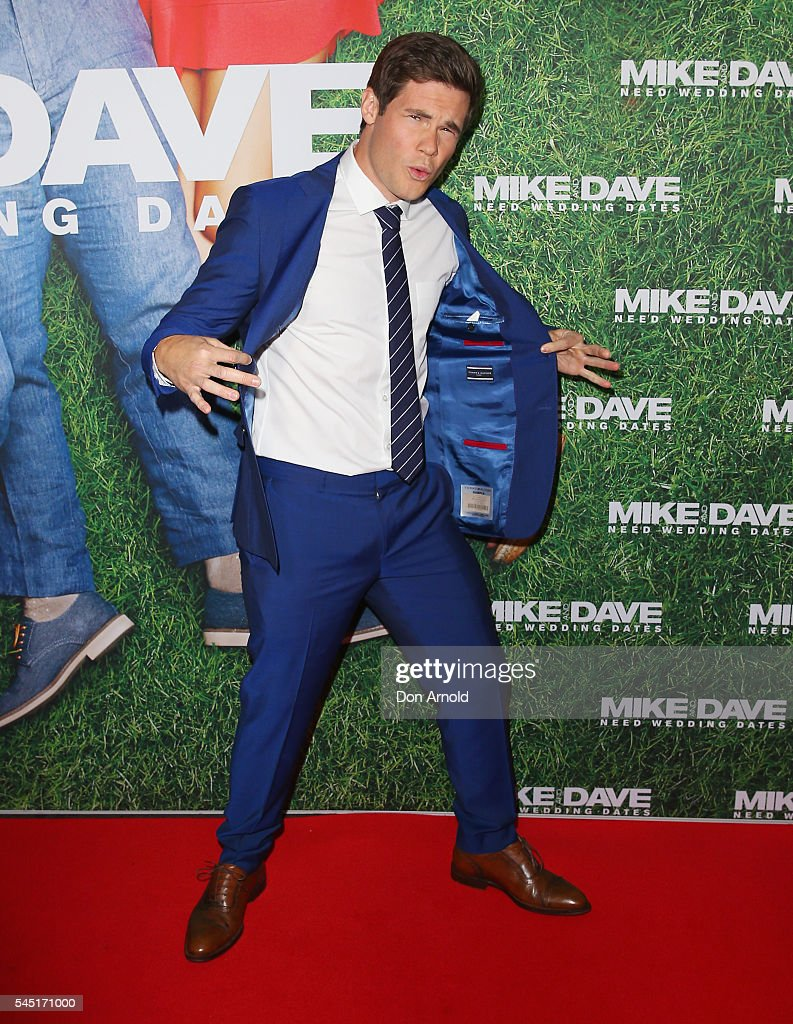 Mike And Dave Need Wedding Dates Fan Premiere - Arrivals