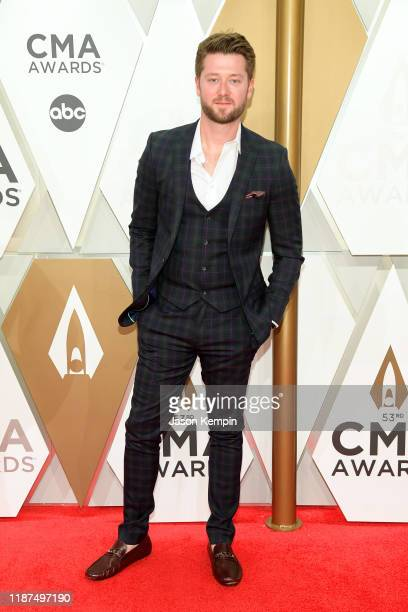 Adam Doleac attends the 53rd annual CMA Awards at the Music City Center on November 13 2019 in Nashville Tennessee