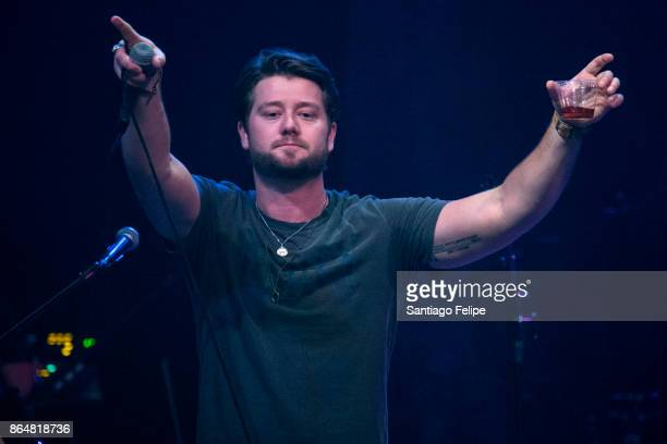 Adam Doleac performs onstage during The Highway Finds Tour at the Gramercy Theatre on October 21 2017 in New York City