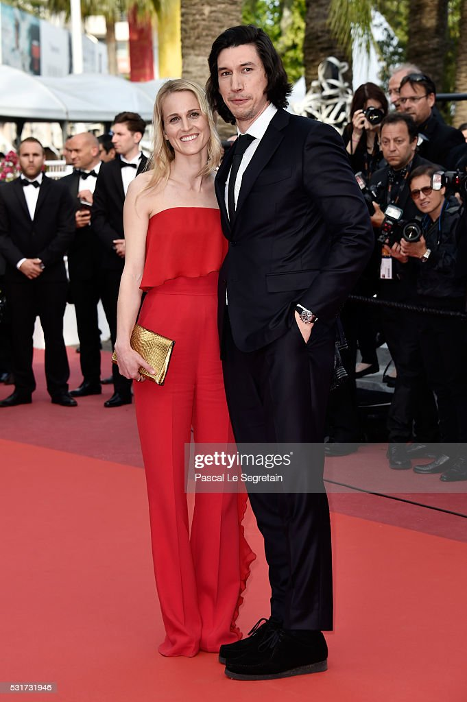"""Paterson"" - Red Carpet Arrivals - The 69th Annual Cannes Film Festival : News Photo"