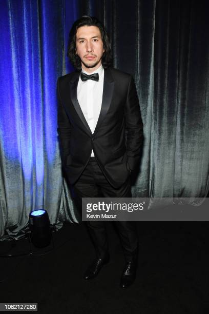 Adam Driver attends the 24th annual Critics' Choice Awards at Barker Hangar on January 13 2019 in Santa Monica California