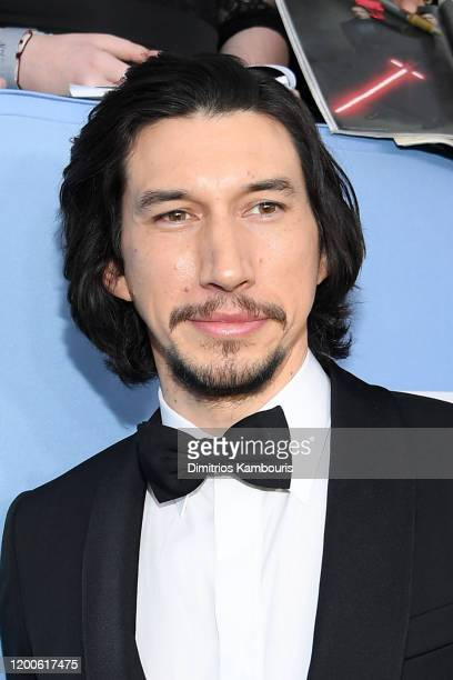 Adam Driver attends the 26th Annual Screen Actors Guild Awards at The Shrine Auditorium on January 19, 2020 in Los Angeles, California. 721407