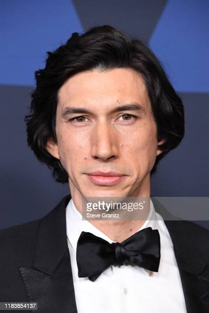 Adam Driver attends the Academy Of Motion Picture Arts And Sciences' 11th Annual Governors Awards at The Ray Dolby Ballroom at Hollywood & Highland...