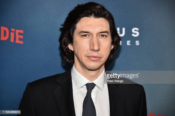 Adam Driver attends The Dead Don't Die New York Premiere at Museum of Modern Art on June 10 2019 in New York City