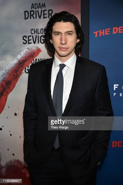 "Adam Driver attends ""The Dead Don't Die"" New York Premiere at Museum of Modern Art on June 10, 2019 in New York City."