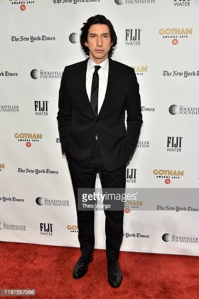 Adam Driver attends the IFP's 29th Annual Gotham Independent Film Awards at Cipriani Wall Street on December 02, 2019 in New York City.