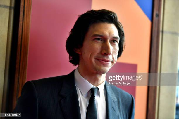 Adam Driver attends the 'MARRIAGE STORY' Special Presentation and Canadian Premiere at the Elgin and Winter Garden Theatre on September 08 2019 in...