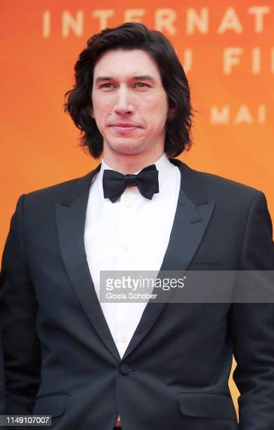 Adam Driver attends the opening ceremony and screening of The Dead Don't Die during the 72nd annual Cannes Film Festival on May 14 2019 in Cannes...