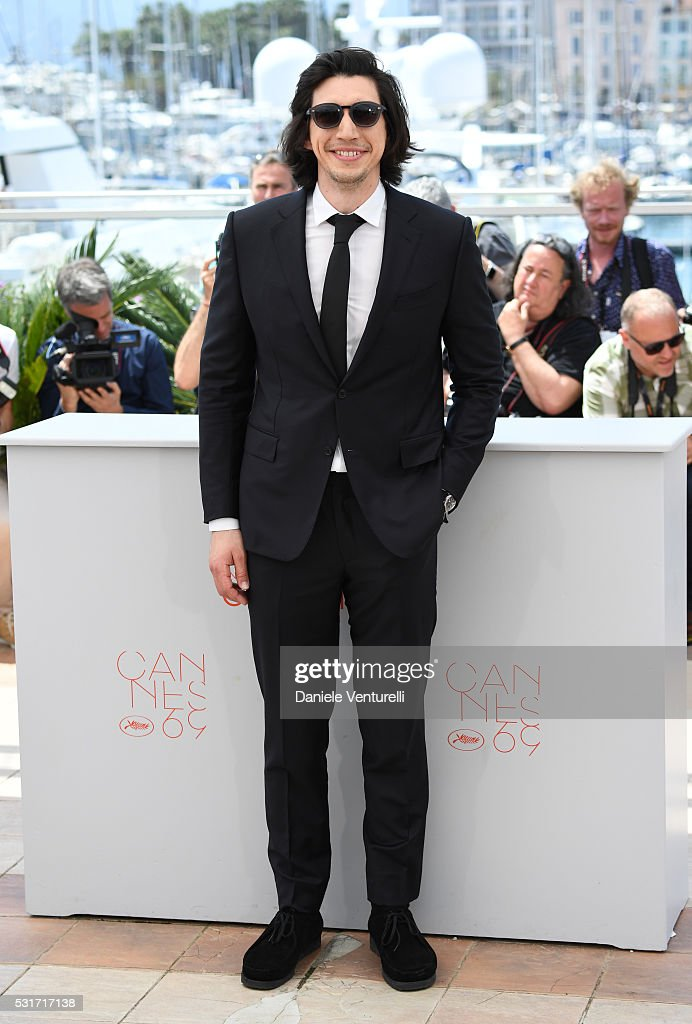 """Paterson"" - Photocall  - The 69th Annual Cannes Film Festival"