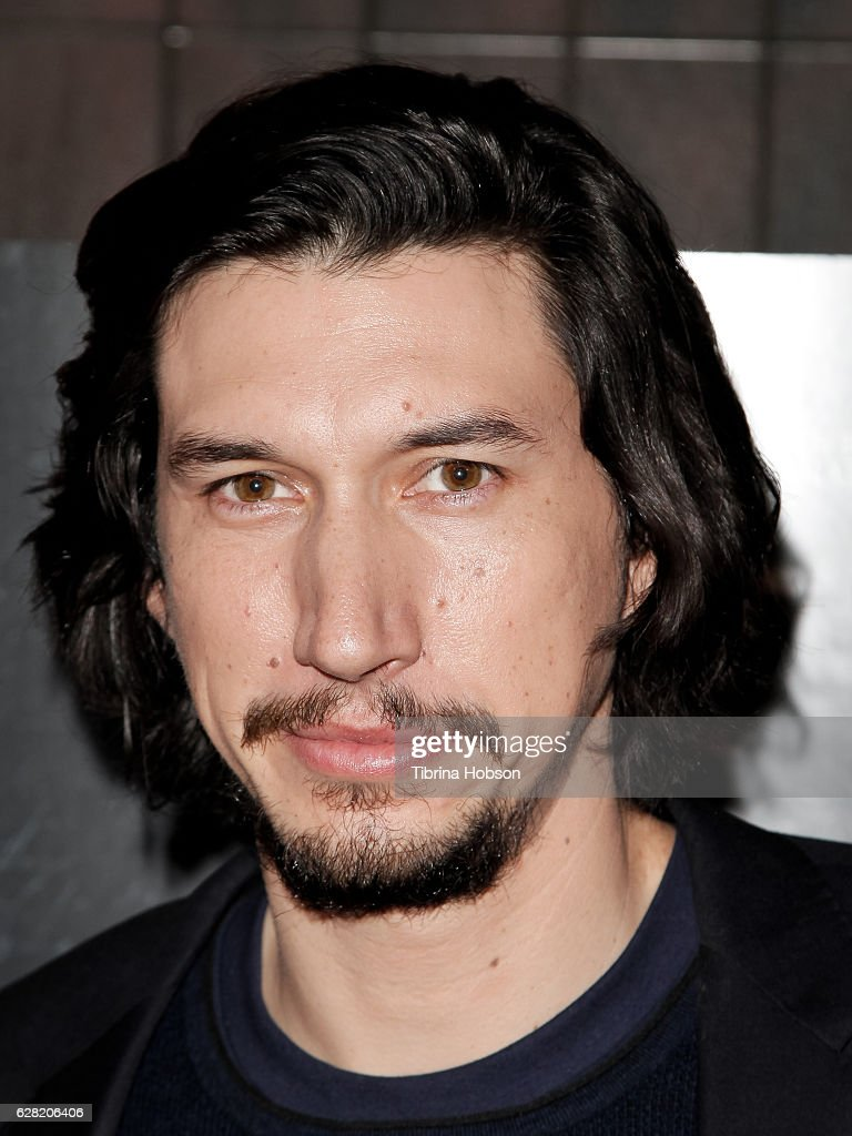 Adam Driver attends the Screening of Amazon Studios 'Paterson' at the Vista Theatre on December 6, 2016 in Los Angeles, California.