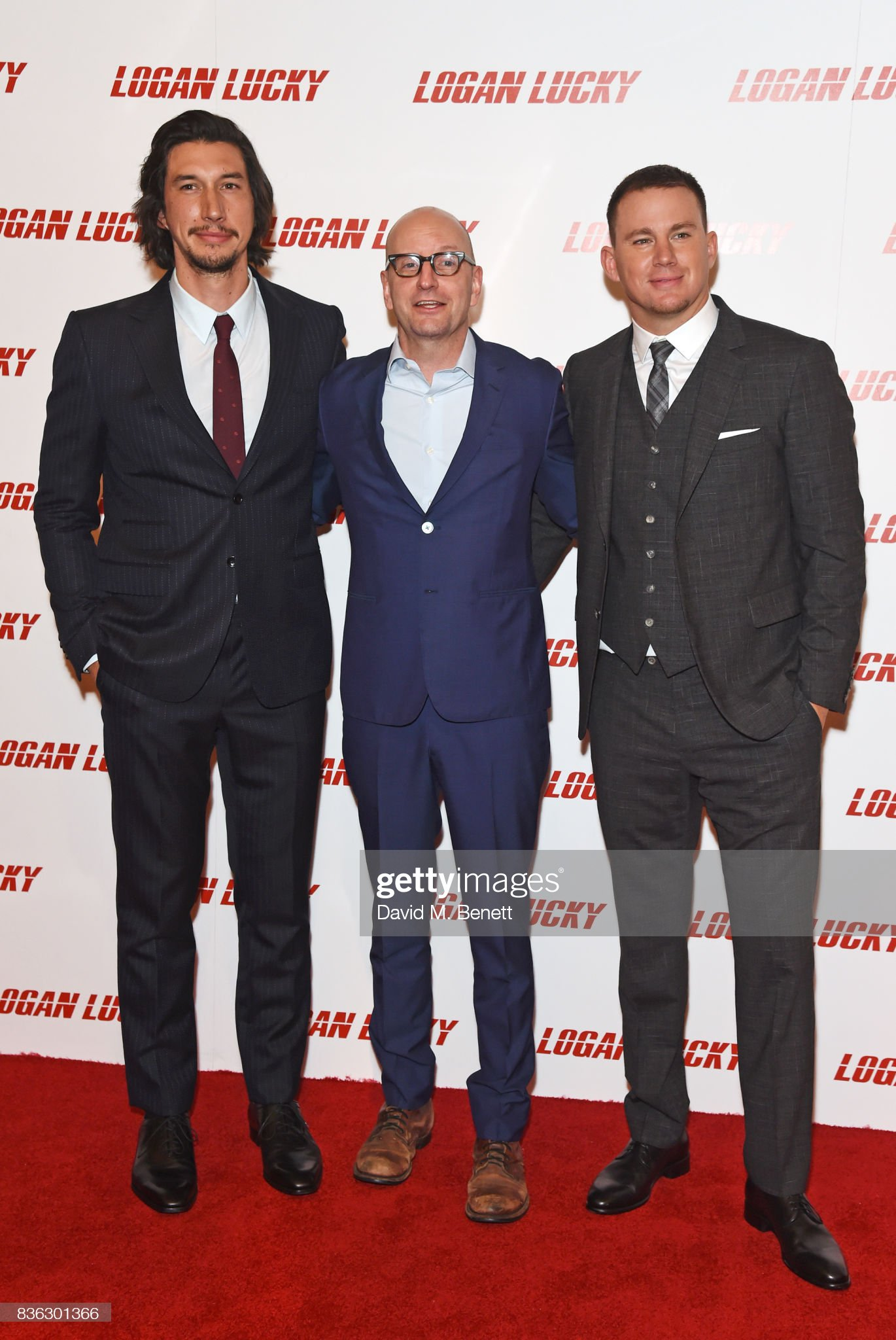¿Cuánto mide Adam Driver? - Altura - Real height Adam-driver-director-steven-soderbergh-and-channing-tatum-attend-the-picture-id836301366?s=2048x2048