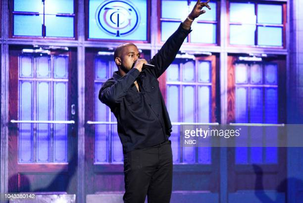 LIVE Adam Driver Episode 1747 Pictured Musical Guest Kanye West performs We Got Love with dam Driver as Teyana Taylor in Studio 8H on Saturday...