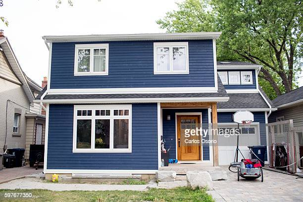 TORONTO ON JULY 28 Adam Drury and his wife Beth and their two sets of twins needed more room and so expanded their bungalow a couple of years ago
