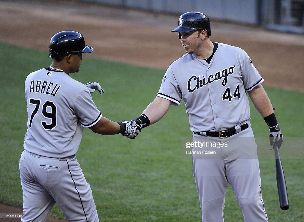 Chicago White Sox v Minnesota Twins : News Photo