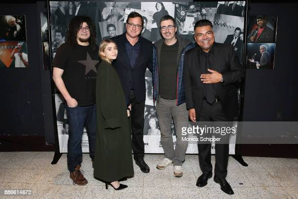 Adam Duritz Ashley Olsen Bob Saget John Oliver and George Lopez attend the Scleroderma Research Foundation's 30th Anniversary Cool Comedy Hot Cuisine...
