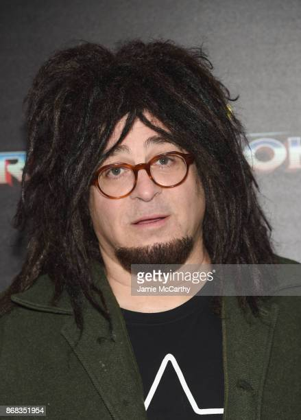 Adam Duritz attends The Cinema Society's Screening Of Marvel Studios' 'Thor Ragnarok' at the Whitby Hotel on October 30 2017 in New York City