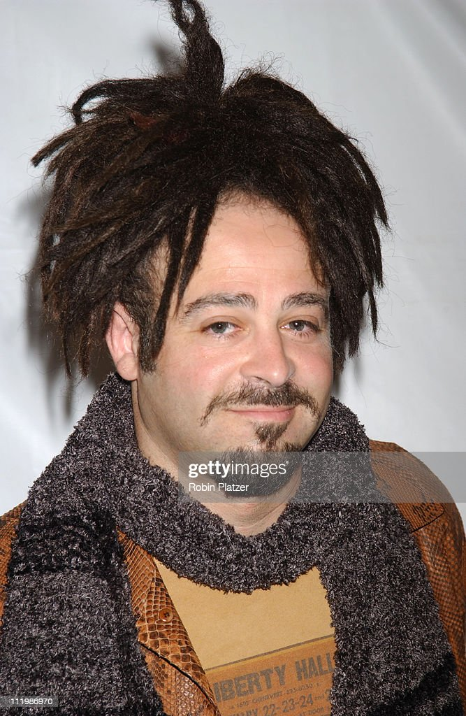 Adam Duritz of Counting Crows during 'Angels In America' - New York Premiere at Ziegfeld Theater in New York City, New York, United States.