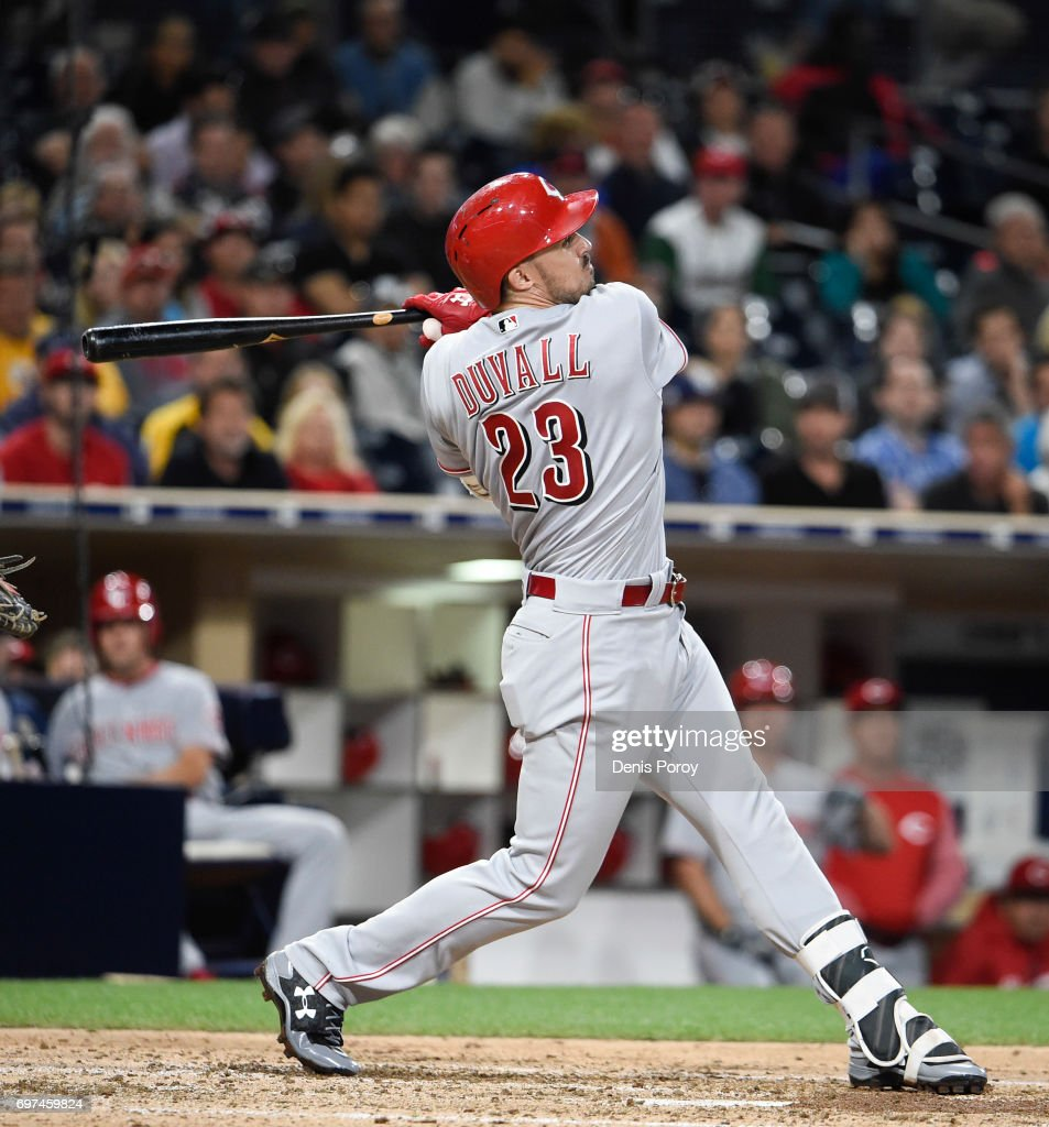 Cincinnati Reds v San Diego Padres : News Photo