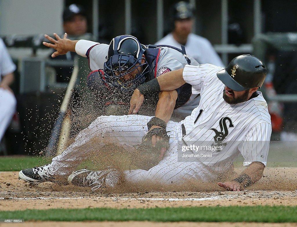 Minnesota Twins v Chicago White Sox : Nachrichtenfoto