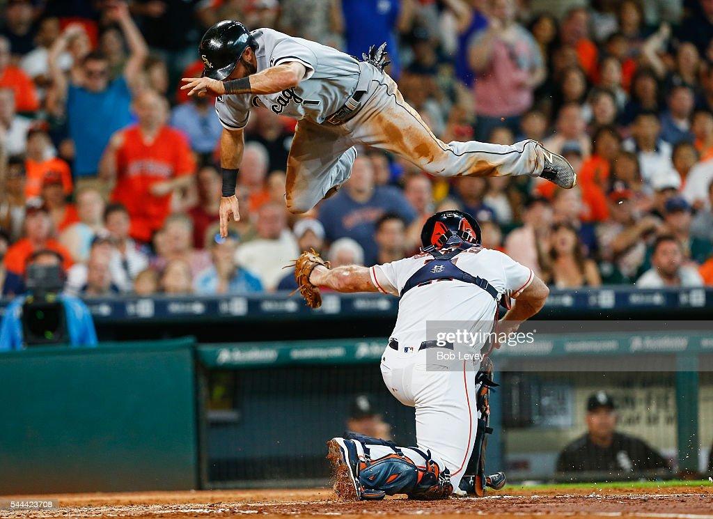 Chicago White Sox v Houston Astros : Nachrichtenfoto