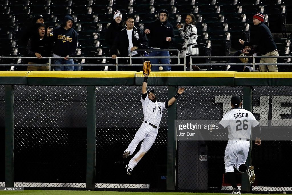 Cleveland Indians v Chicago White Sox : News Photo