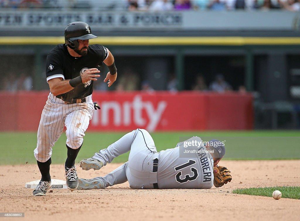 Tampa Bay Rays v Chicago White Sox : Nachrichtenfoto
