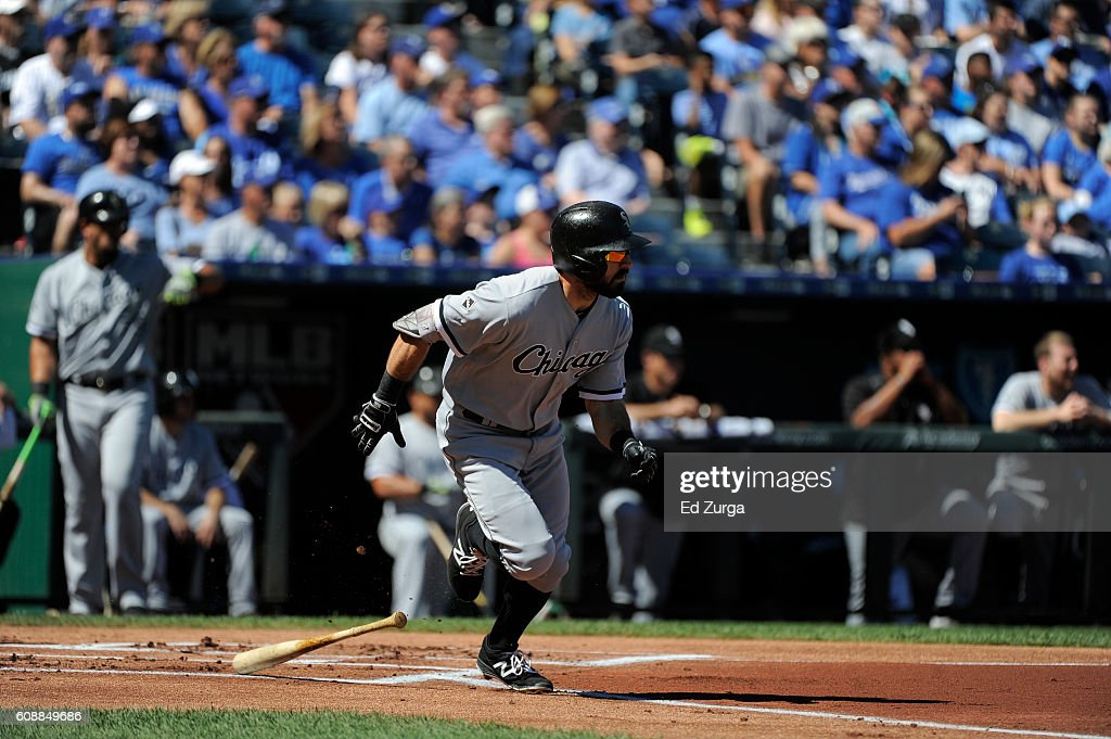 Chicago White Sox v Kansas City Royals : News Photo