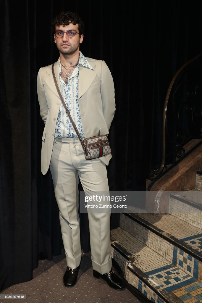 Gucci - Arrivals - Paris Fashion Week Spring/Summer 2019