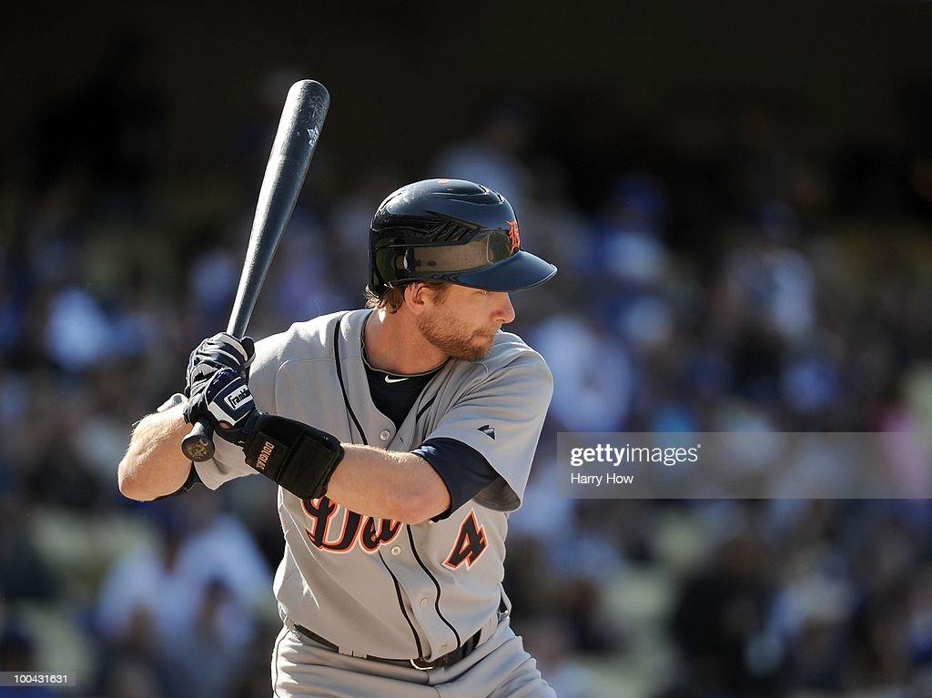 Detroit Tigers v Los Angeles Dodgers