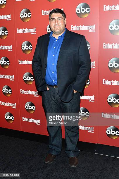 Adam F Goldberg attends the Entertainment Weekly ABCTV Upfronts Party at The General on May 14 2013 in New York City