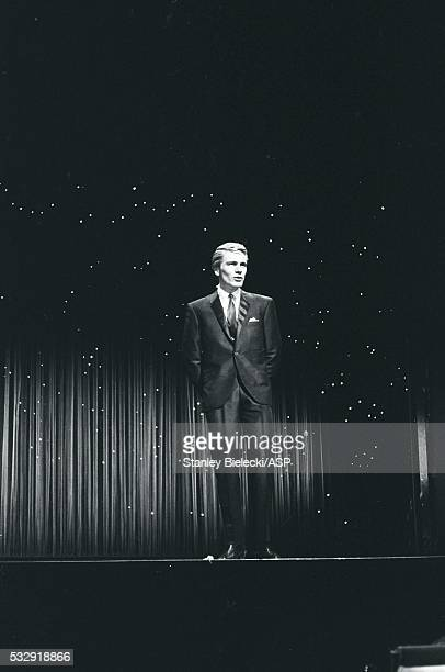Adam Faith appears on a UK TV show circa 1965