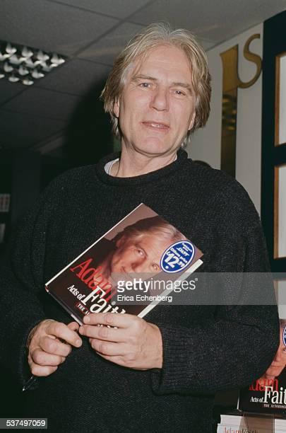Adam Faith HMV book signing Oxford Street London W1 United Kingdom 1996