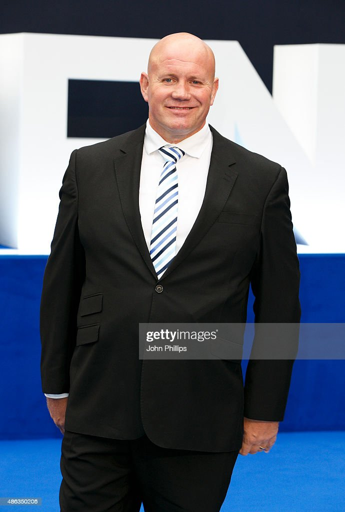 Adam Fogerty attends the UK Premiere of 'Legend' at Odeon Leicester Square on September 3, 2015 in London, England.