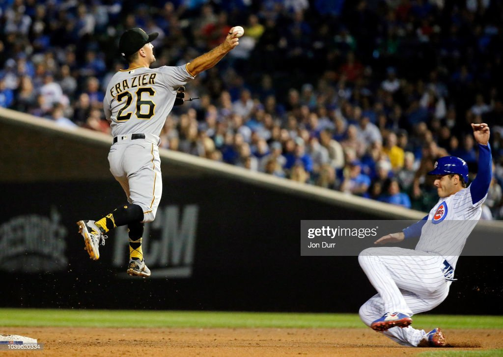 Pittsburgh Pirates v Chicago Cubs