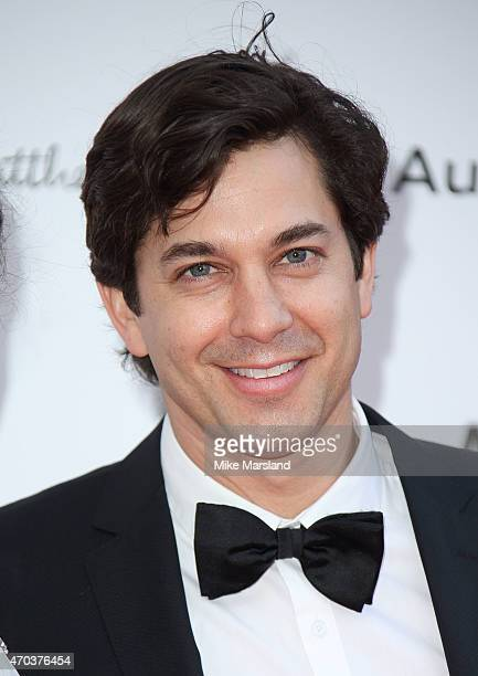 Adam Garcia attends A Gala Celebration in honour of Kevin Spacey at The Old Vic Theatre on April 19 2015 in London England