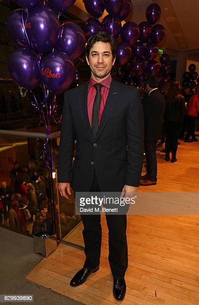 Adam Garcia attends the Gala Night performance of 'Matthew Bourne's The Red Shoes' at Sadler's Wells Theatre on December 15 2016 in London England