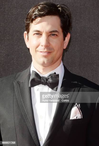 Adam Garcia attends The Olivier Awards 2017 at Royal Albert Hall on April 9 2017 in London England