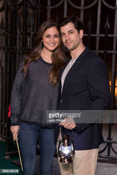 Adam Garcia attends the Warner Bros Studio Tour on March 28 2017 in Watford United Kingdom