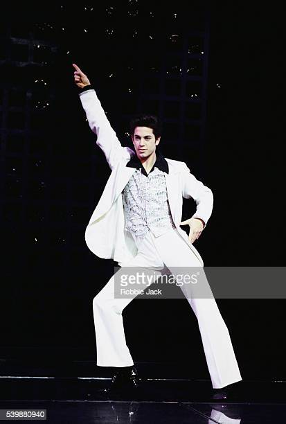 Adam Garcia in Saturday Night Fever