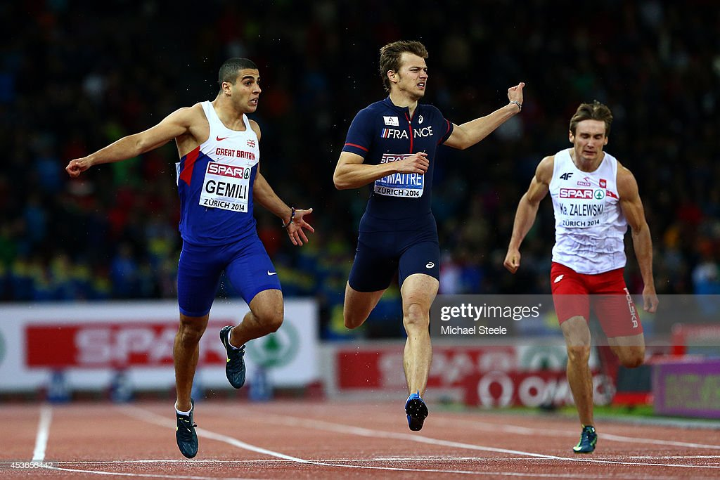 22nd European Athletics Championships - Day Four