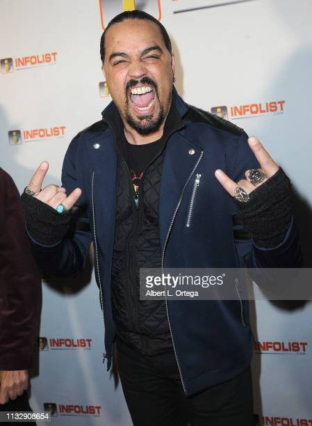 Adam Gifford arrives for PreOscar Soiree Hosted By INFOListcom and Birthday Celebration for Founder Jeff Gund held at SkyBar at the Mondrian Los...