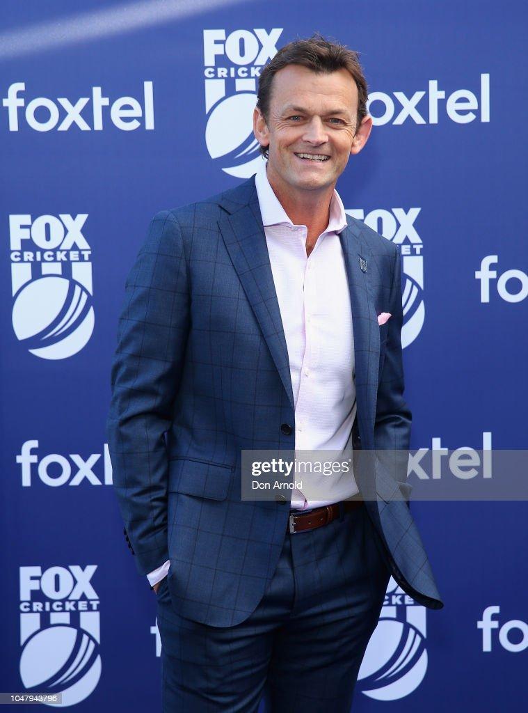Fox Cricket Launch - Arrivals : ニュース写真