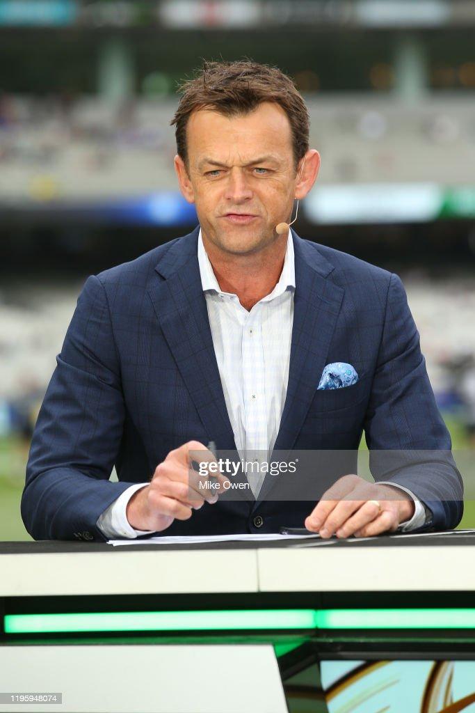 Australia v New Zealand - 2nd Test: Day 1 : ニュース写真