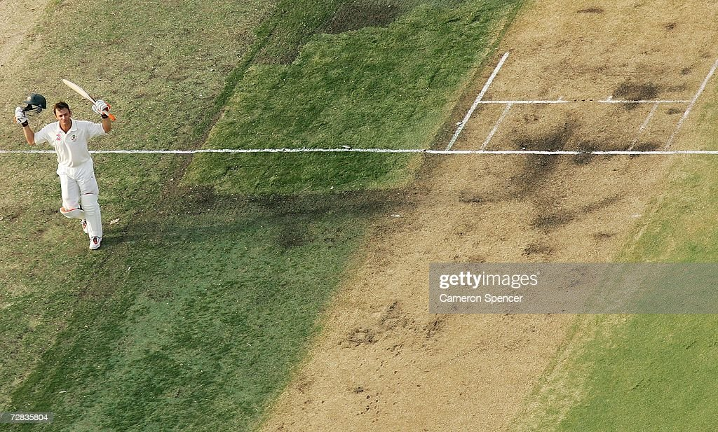 Third Test - Australia v England: Day Three : News Photo
