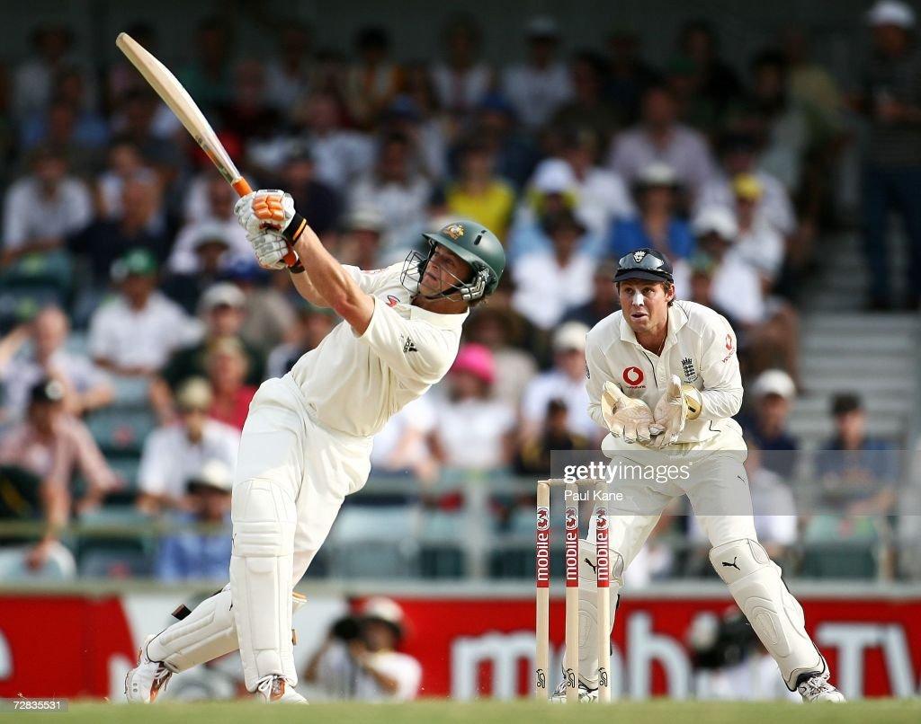Third Test - Australia v England: Day Three : ニュース写真